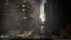 42553343656879066514 250x141 تصاویری زیبا از عنوان Blade Runner با استفاده از موتور Unreal Engine 4 منتشر شد