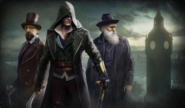 در یکی از DLC های AC Syndicate با چارلز داروین و چارلز دیکنز دیدار خواهید کرد