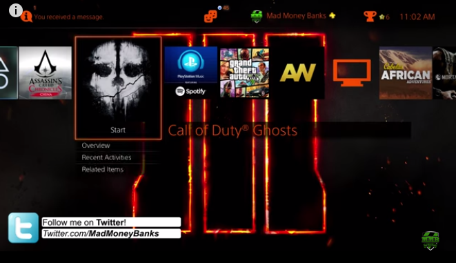 Capture1 با تم Call of Duty: Black Ops III بر روی PS4 آشنا شوید
