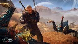 بزرگترین هیولای بازی Witcher 3 از دو شیردال هم بزرگتر است