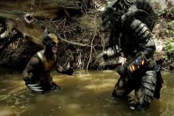 image264 250x167 تماشاخانه: Predator در برابر Wolverine، واکنش با Oculus Rift و امان از باگهای یونیتی!