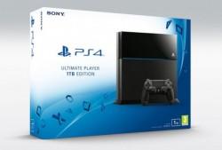 نسخه ی یک ترابایتی PlayStation 4 معرفی شد