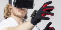 Manus Machina در حال ساخت دستکش برای واقعیت مجازی می باشد