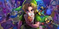 موسیقی های متن بازی The Legend of Zelda: Majora's Mask 3D به صورت فیزیکی در ژاپن عرضه خواهد شد