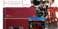 تماشاخانه: بازگشایی Limited Edition و Collector's Edition بازی MGS V: The Phantom Pain