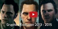 Quantum Break: نمایش 2013 بازی در مقابل تریلر 2015