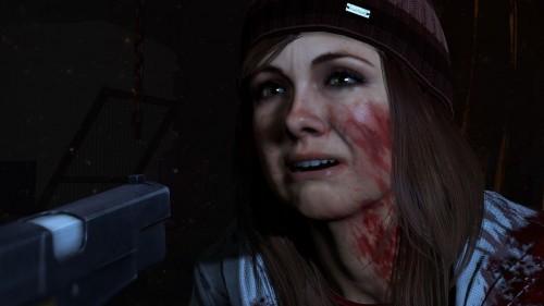 ترس و بیچارگی در چهره موج میزند...بازیگری در Until Dawn فوقالعاده است