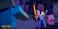 Minecraft: Story Mode برای iOS و Android نیز منتشر گردید