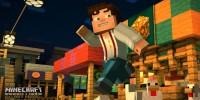 نسخه فیزیکی Minecraft: Story Mode هم اکنون قابل پیشخرید میباشد