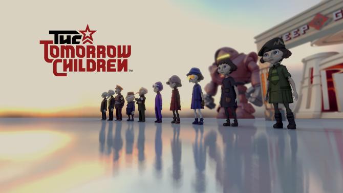 خدمات آنلاین The Tomorrow Children تا مدتی دیگر خاتمه مییابد