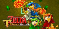 تریلر جدیدی از عنوان The Legend of Zelda: Triforce Heroes منتشر شد