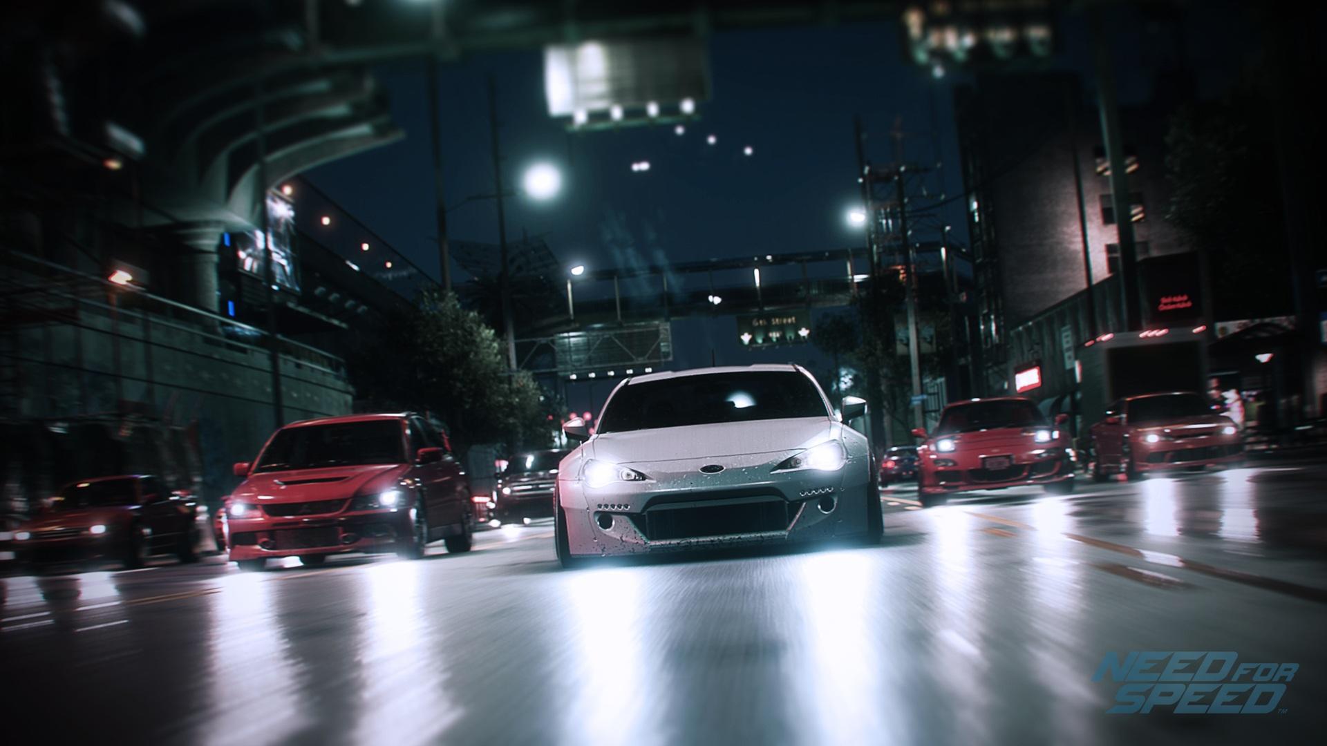 تصویری جدید از عنوان بعدی Need For Speed منتشر شد