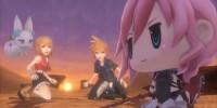 تریلر و تصاویر جدیدی از World of Final Fantasy منتشر شد   تایید حضور 3 شخصیت قدیمی