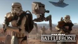 Star Wars Battlefront شاید محتویاتی در ارتباط با Star Wars 7: The Force Awakens دریافت نکند