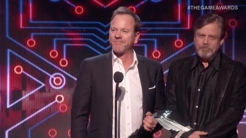 kiefer sutherland در کنار Mark Hamill دوست داشتنی... Jack Bauer در کنار Luke Sky walker