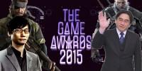 نگاهی به مراسم The Game Awards 2015