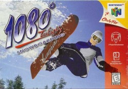 ۱۰۸۰ Snowboarding هماکنون برای کنسول Wii U در دسترس است