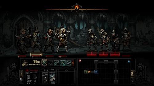 Darkest Dungeon 3 e1453878803894 تاریک، مرگبار، لذتبخش | نقد و بررسی بازی Darkest Dungeon