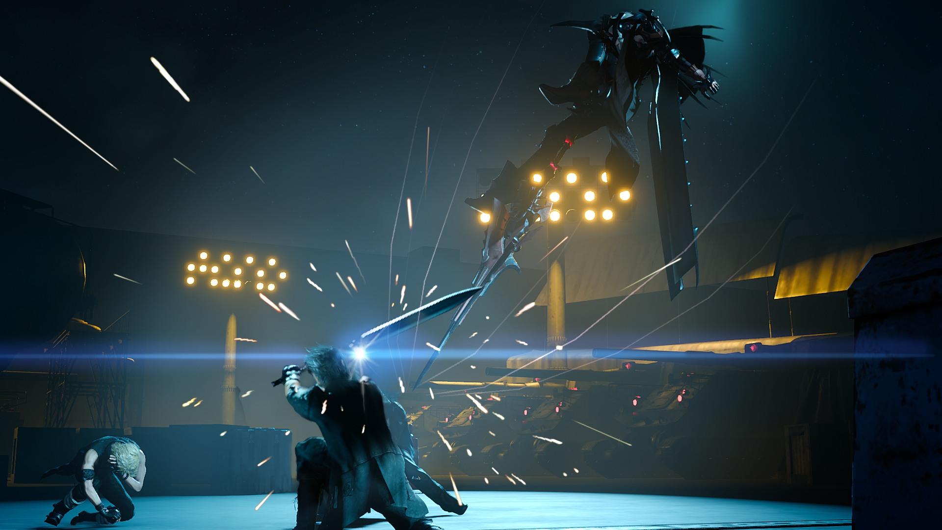 تصاویر جالب جدیدی از عنوان Final Fantasy XV منتشر شد