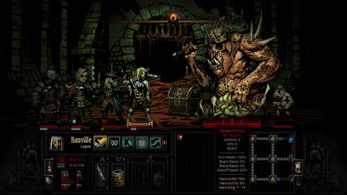 Mbdhlj0 e1453880198663 تاریک، مرگبار، لذتبخش | نقد و بررسی بازی Darkest Dungeon