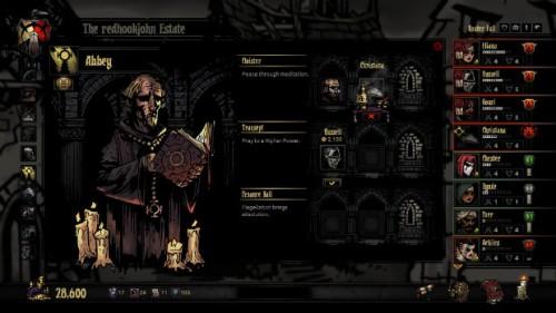 RPS Darkest Dungeon 4 e1453880388378 تاریک، مرگبار، لذتبخش | نقد و بررسی بازی Darkest Dungeon