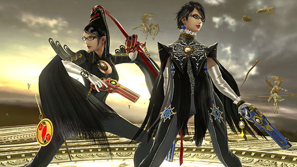 Smash Bros Bayo Feb 4 Dated Corrin و Bayonetta به Super Smash Bros اضافه می شوند