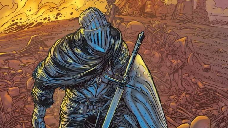dark souls comics 768x432 کتاب کمیک Dark Souls منتشر می شود