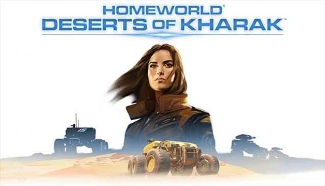 maincapsuleimage 1 تریلر هنگام انتشار عنوان Homeworld: Deserts of Kharak منتشر شد