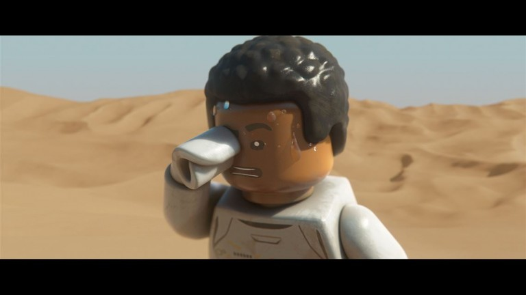 4 1 768x432 لگوها به جنگ ستارگان باز میگردند: از عنوان Lego Star Wars: The Force Awakens رونمایی شد