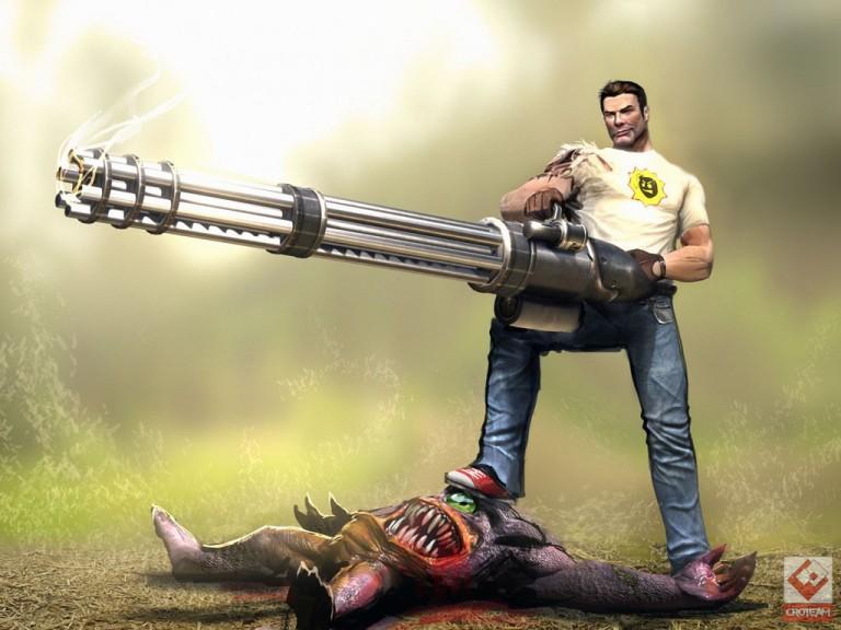 جدیدترین جزئیات از Serious Sam 4 | دشمنان حاضر در صفحه از قبل هم بیشتر هستند