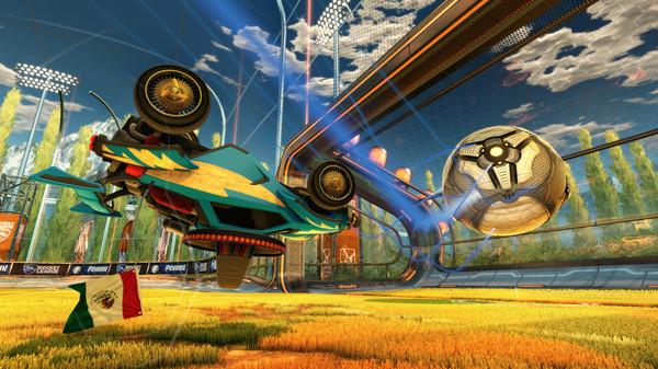 Rocket League XB1 Feb 17 - بازی اورجینال Rocket League : Callectors Edition برای پلی استیشن ۴