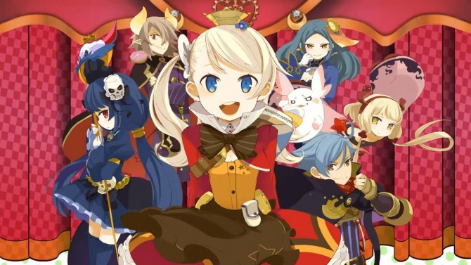 Rising Star Games خبر از معرفی یک نقشآفرینی ژاپنی جدید میدهد