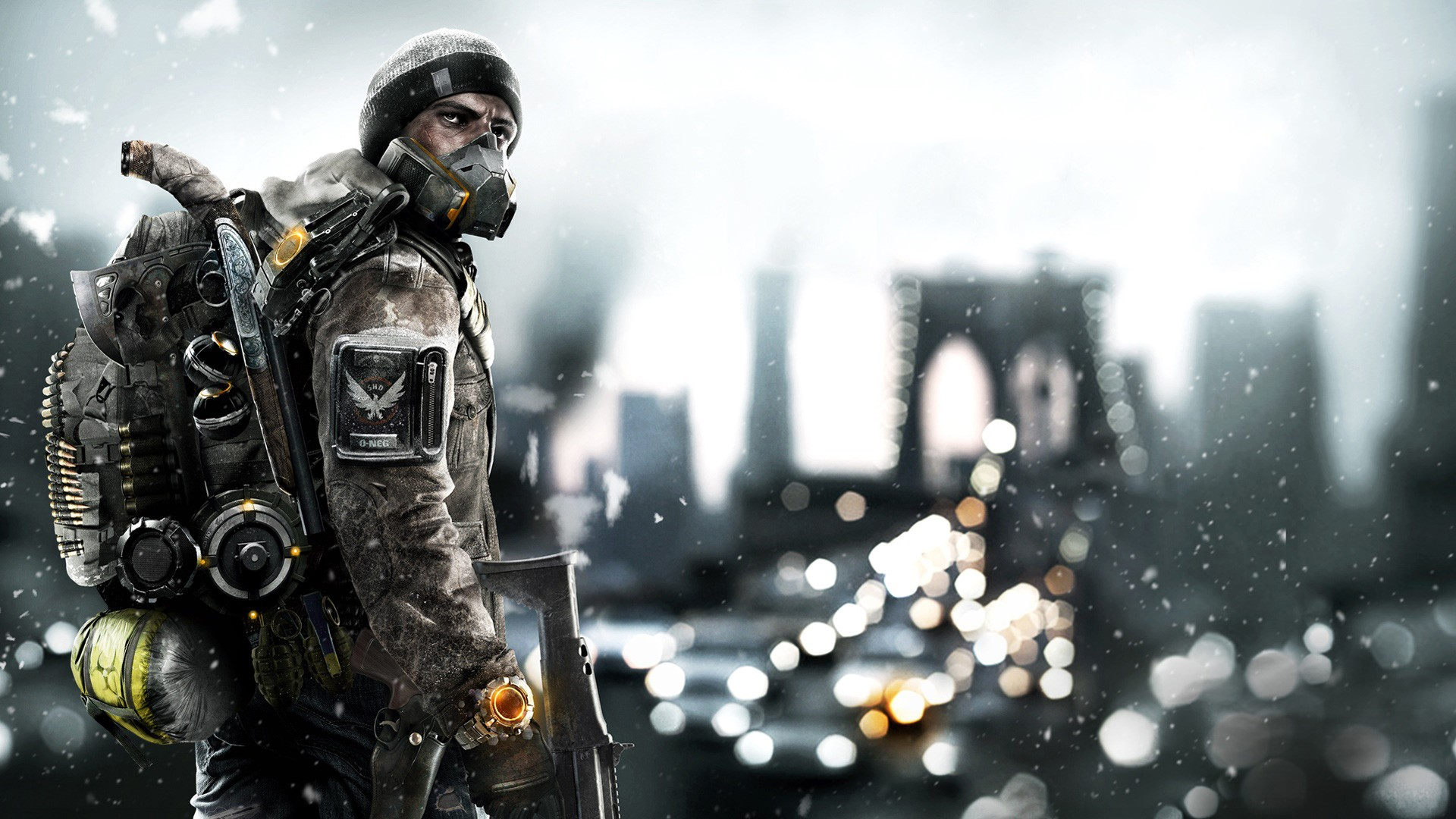 The Division-Wallpaper