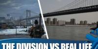 تماشا کنید: مقایسه منهتن در The Division و واقعیت، جزئیات دیوانه کننده است!