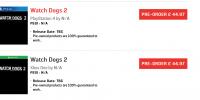 پیش خرید Watch Dogs 2 در فروشگاه گیم استاپ افزوده شد!