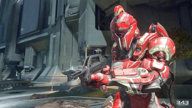 تماشا کنید: اولین تریلر از حالت Warzone Firefight عنوان Halo 5: Guardians منتشر شد