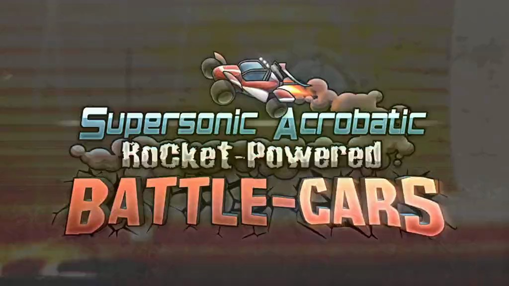 Supersonic Acrobatic Rocket Powered Battle Cars logo - بازی اورجینال Rocket League : Callectors Edition برای پلی استیشن ۴