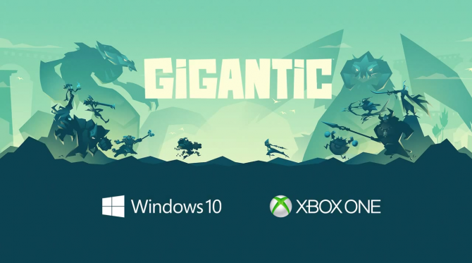تاریخ انتشار بازی Gigantic مشخص شد