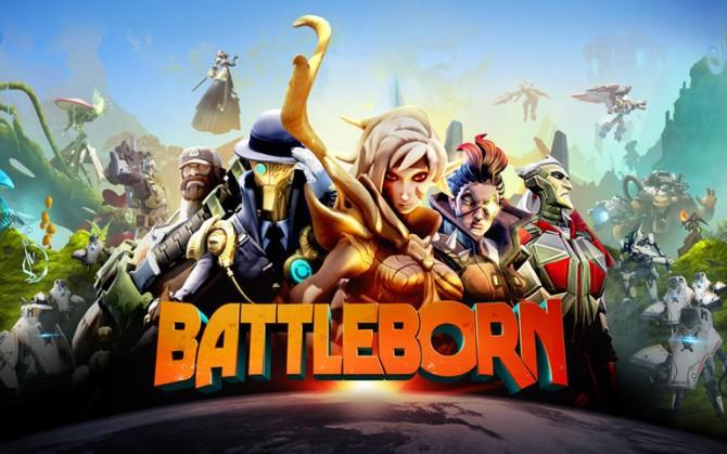 تعداد بازیکنان Battleborn در رایانههای شخصی رو به کاهش است
