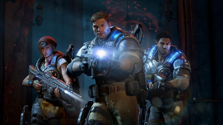 تصاویر با کیفیتی از عنوان Gears of War 4 منتشر شد