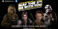 تخفیفهای باور نکردنی سری بازیهای Star Wars هماکنون در فروشگاه پلیاستیشن