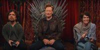 تماشا کنید: Conan و بازیگران سریال Game of Thrones عنوان Overwatch را آغاز میکنند