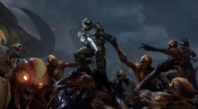 تماشا کنید: اجرای Doom با نرخ ۲۰۰ فریم بر ثانیه با کارت گرافیک GTX 1080