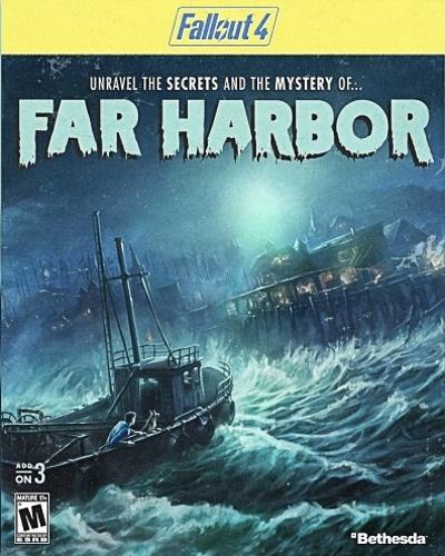Fallout 4: Far Harbor DLC