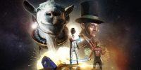 تماشا کنید: محتوای دانلودی جدید Goat Simulator معرفی شد | هردمبیل فضایی