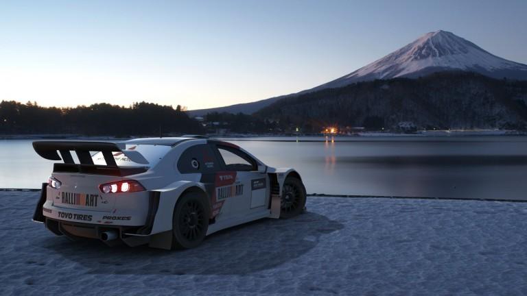 تماشا کنید: کازونوری یامائوچی در حال بازی کردن Gran Turismo Sport