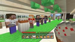 استودیوی Mojang بر روی محتوای جدیدی برای بازی Minecraft کار میکند