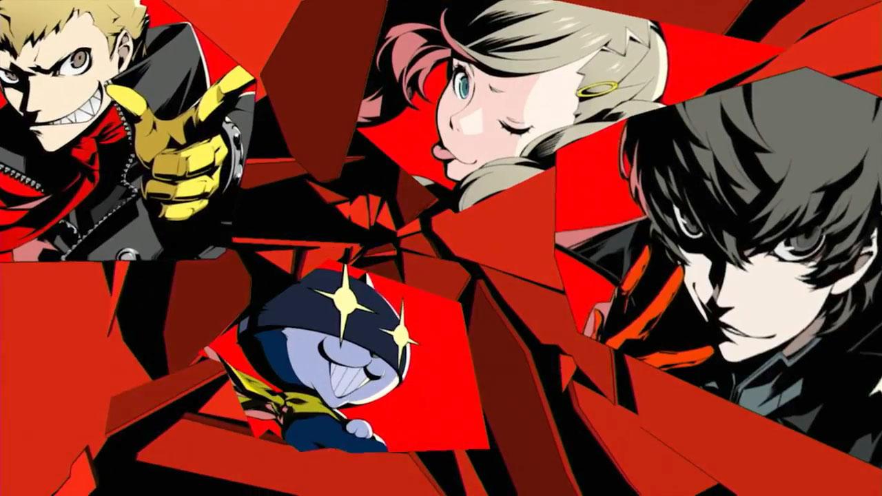 موسیقی بازی   موسیقی متن بازی Persona 5
