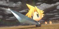 تصاویر جدیدی از عنوان World of Final Fantasy منتشر شد