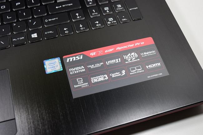 نگاهی دقیق و نزدیک به لپتاپ GE72 6QF Apache Pro، ماشین غولپیکر MSI در اجرای بازیها